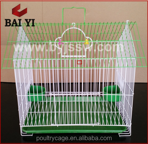 Galvanized Eco-Friendly Bird Cages/Houses With Best Design
