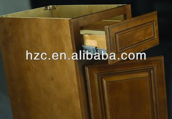 Modular size solid wood kitchen cabinet/cheap kitchen base cabinets/make in china/ & Modular Size Solid Wood Kitchen Cabinet/cheap Kitchen Base Cabinets ...