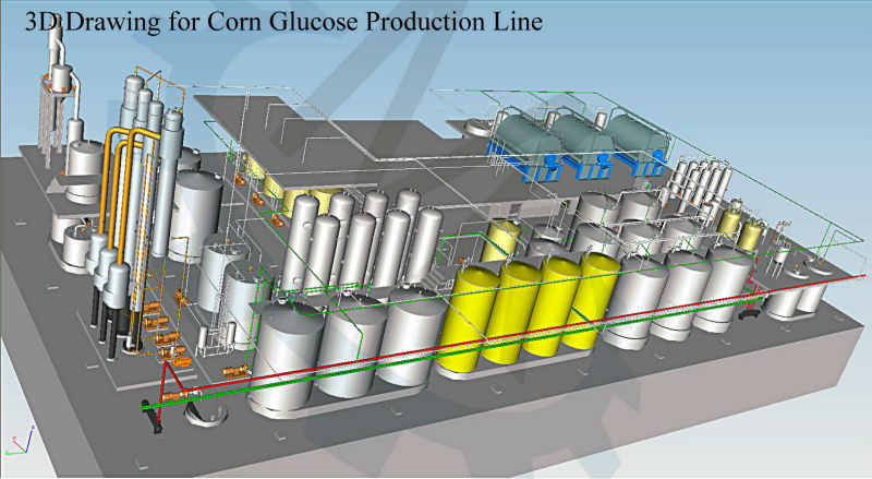 Liquid Glucose Processing Equipment