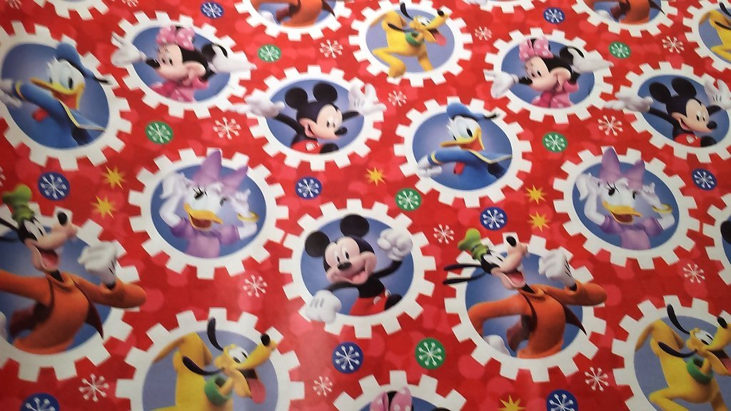 Daisy Goofy Clarabelle Pluto Mickey Mouse Clubhouse Deluxe 9 Piece Holiday Christmas Tree Ornament Set Featuring Mickey Mouse Donald Duck Fifi and Pete Minnie Mouse