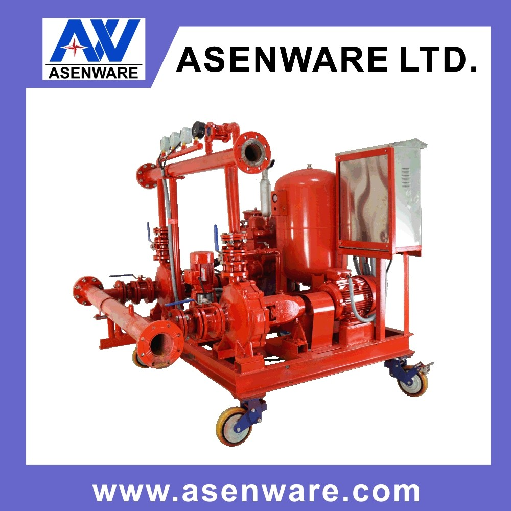 Fire products manufacturer high quality fire fighting pump set