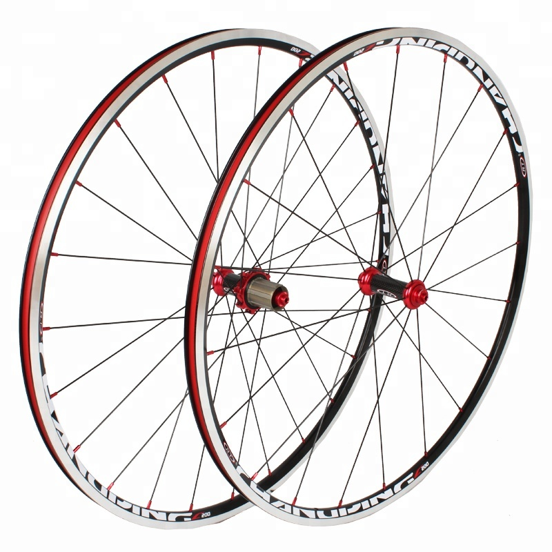 RT 700C Ultra-light Carbon Fiber Road Bicycle Wheels Rim Drum 6 Claws 120 ring Sealed Bearing Wheels Racing wheelset Rims, Request