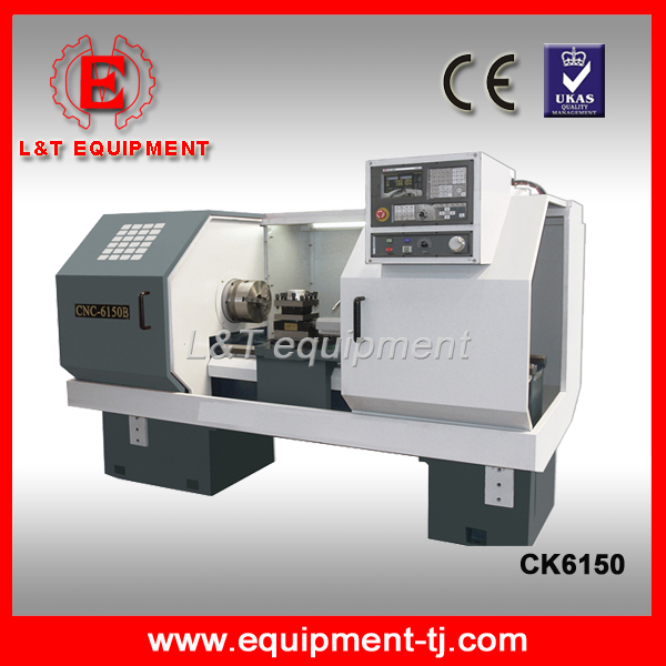 CK6150 CE High Precision CNC Vertical Lathe