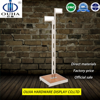 factory price new arrival bag display stand/hat hang rack coat hook on wholesale