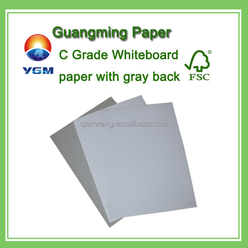 wholesale coated duplex board / ccnb ocb rolling papers