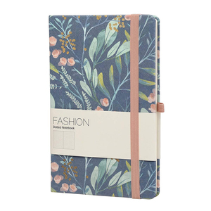 Luxury A5 Journal Notebook Hardcover Fsc Paper Faux Pu Leather Notebook