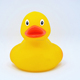 Yellow Weighted Floating Rubber Duck