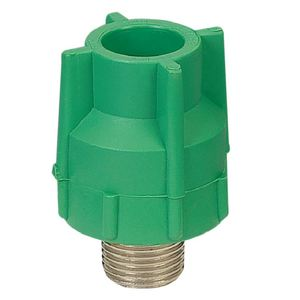 ERA hotsell green color ppr fitting low price Male thread Bushing ppr pipe fittings
