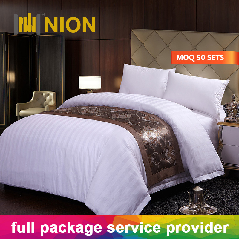 Cotton 300TC Hotel Bedding Set Bed <strong>Sheets</strong> and Hotel Linen Hotel <strong>Sheets</strong>