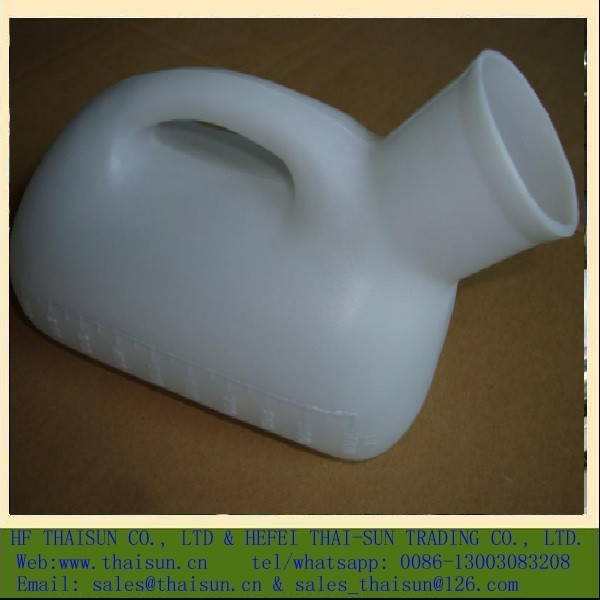 plastic medical male urinal and HOSPITAL bed pan