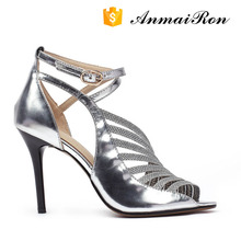 sexy new styles women hollow patent leather stilettos high heel shoes