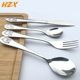 Mirror Polish Stainless Steel Kid Cutlery Set