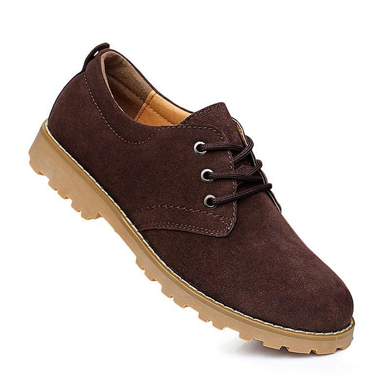 Autumn-Mens-Fake-Designer-Shoes-Fashion-Solid-Suede-Shose