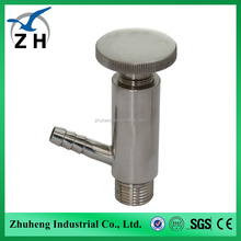 High Quality sanitary sampling valve from professional manufacturer