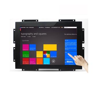 "15 inch ip65 touchscreen monitor 15"" Outdoor Waterproof Lcd Touch Screen Monitor"
