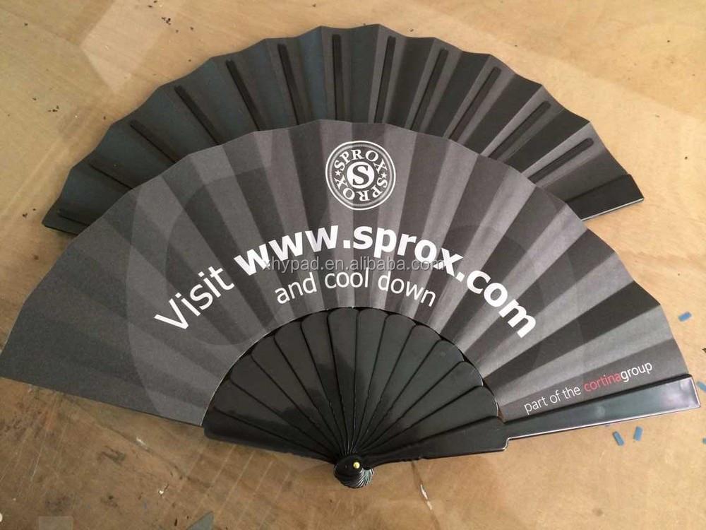 Custom Printed Spanish Paper Folding Hand Fans Buy