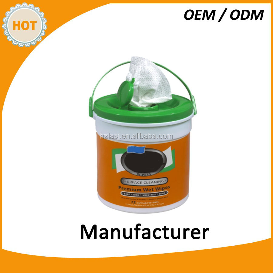 Surface cleaning super powerful antibacterial dry wipes