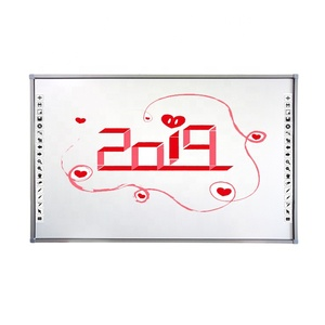SEEKMIND cheap price IR multi-touch 83 inch Interactive Whiteboard with high quality