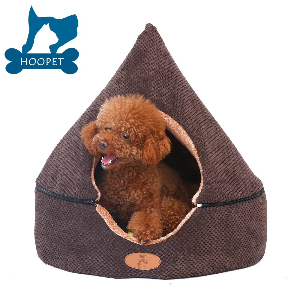 Wholesale Factory Pet Accessories Cave Bed Dogs Winter Pet Supplies Dog House