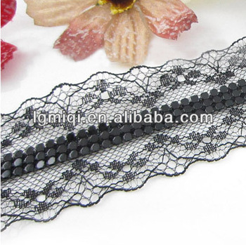 Decoractive Metal Lace Trim