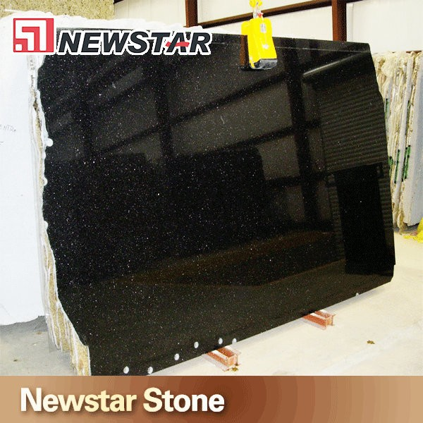 Newstar cheap black galaxy Indian granite price