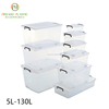 Factory direct sale high quality professional made plastic storage boxes