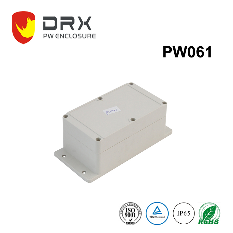 IP65 Waterproof plastic enclosures for electronic production