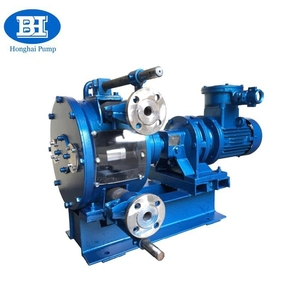 HRB series 4 inch rubber hose pump