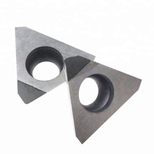 Best Quality China manufacturer Diamond tip milling insert TEEN2204 TEEN1603 TPCN TPGN PCD blade cutting tool
