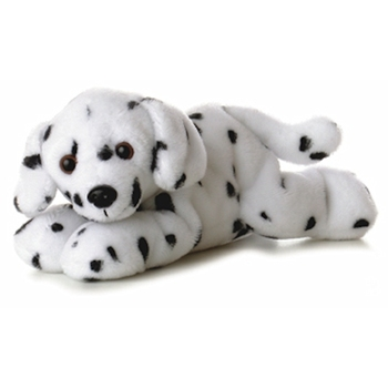 Black And White Plush Dogs Soft Spots Dog Plush Toys Buy Black And