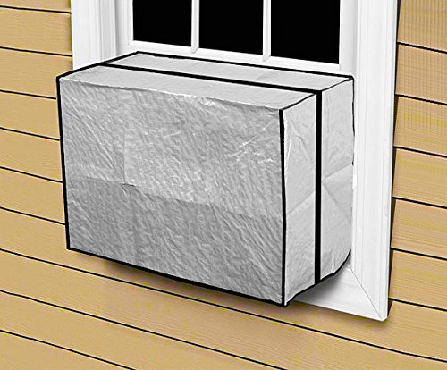 """Outdoor Window AC Air Conditioner Cover Heavy Duty 18""""H x 27""""W x 16""""D"""