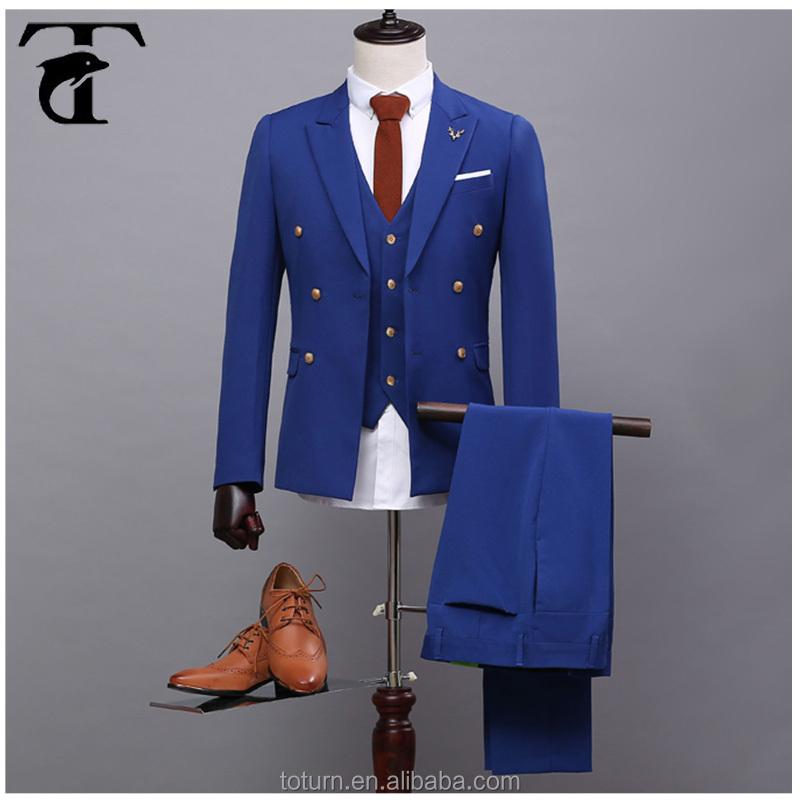 Oem Office Suit Mens Dress Suits