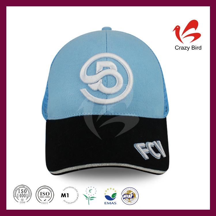 2016 Mesh Golf Visor Hats Fashion Cool Style For Boys And Girls