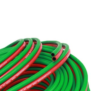 Asia Hose Suppliers Twin Welding Rubber Hose for Japan Market
