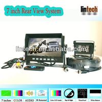 High Quality 7 inch Monitor commercial camera systems