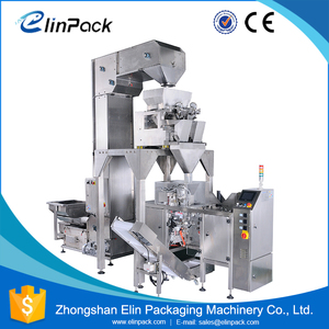 Cheap Price Dust-Proof Design Peanuts Doypack Packing Machinery