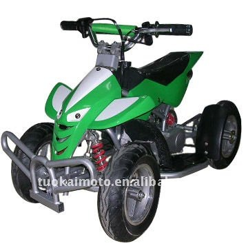 pull start 49cc Kids ATV with 2-stroke engine/kids toy/toy gifts/50cc quad bike(TKA50-5)