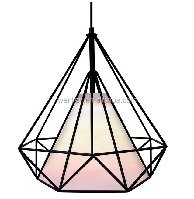 Contemporary wrought iron chandelier,neutral pendant light for dingning room