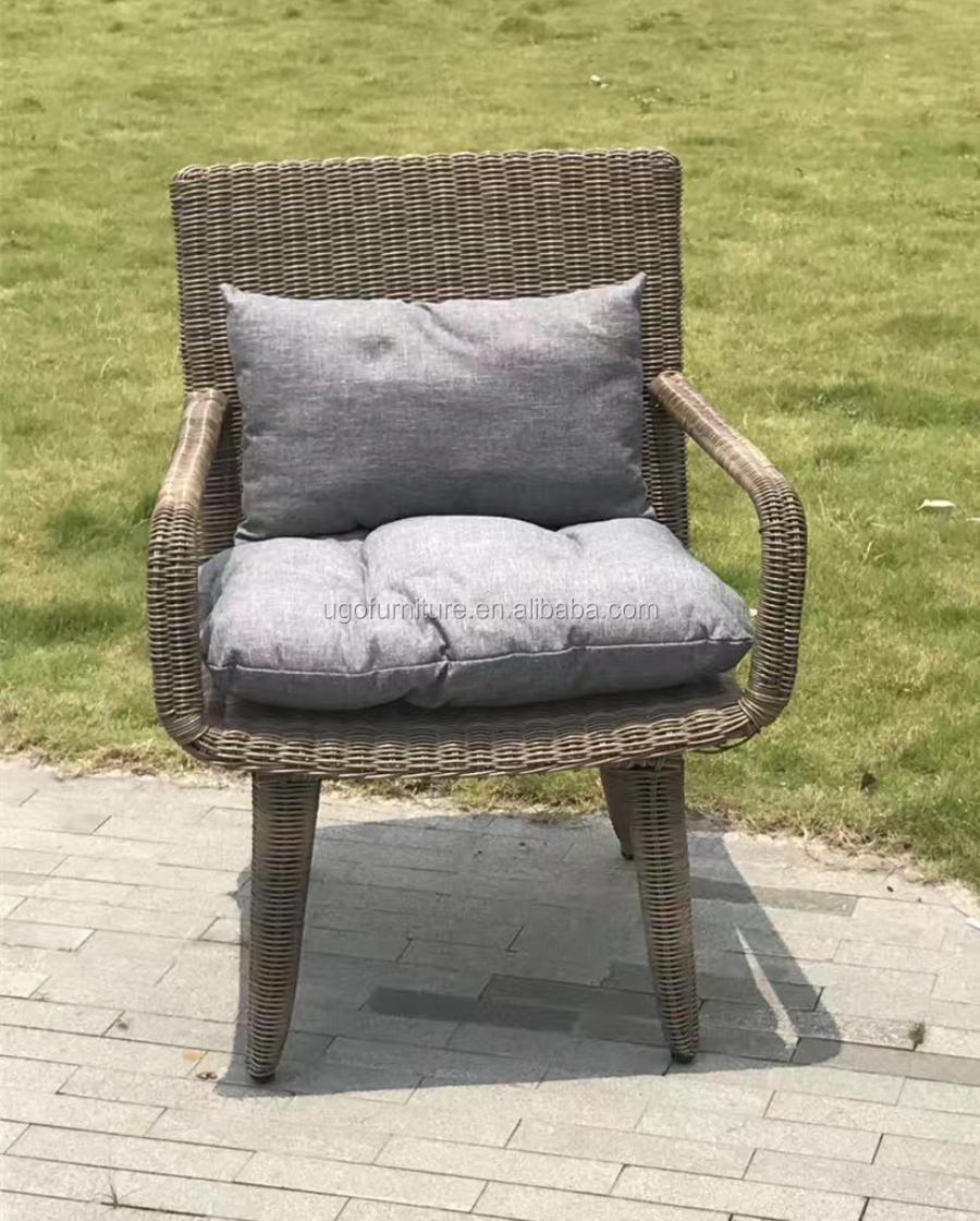 2018 new style bali rattan outdoor furniture modern rattan chair