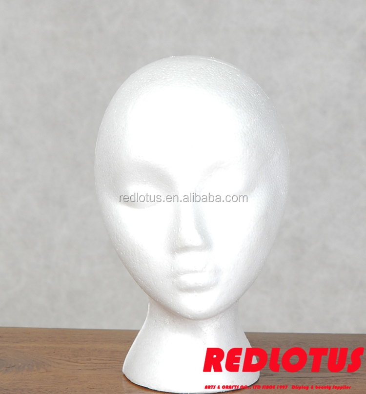 Customize China female merchandise Wig styling head