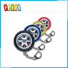 Multifunction tyre shape with clock function keychain