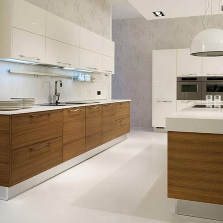 Venta al por mayor diseños de muebles de cocina sencillas-Compre ...