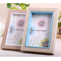 MANUFACTURES SUPPLY DEEP SQUARE SHADOW BOX MDF PHOTO FRAME