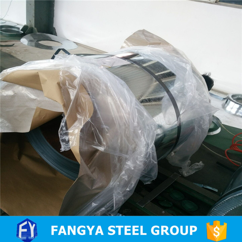 china supplier ! high tensile steel coils q195 density of galvanized steel coil