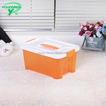 keyway Orange storage use 10 liter plastic sugar container with Portable part & Keyway Orange Storage Use 10 Liter Plastic Sugar Container With ...