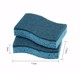 Wholesale high quality safety baby protective scouring pad compressed cellulose bath sponge for baby