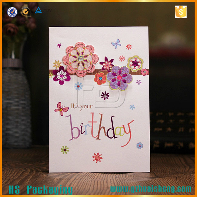 Newly Elegant Design Handmade Happy Birthday Cards For Boyfriend