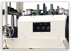 Sheet metal coil line with decoiler straightener feeder for metal press stamping