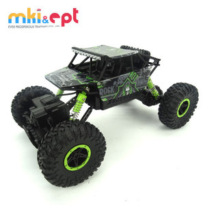 Brand New Fashion 2.4 Ghz 4 Wheels Drive RC Car Climbing off-road vehicles Electric Remote Control Model for rc car model shop