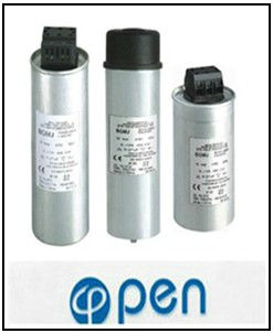 High quality bgmj type 3 phase 30kvar capacitor